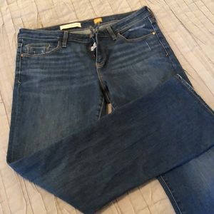 Anthropologie - Pilcro boot cut jeans